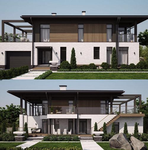 Анна Хилькевич строит дом