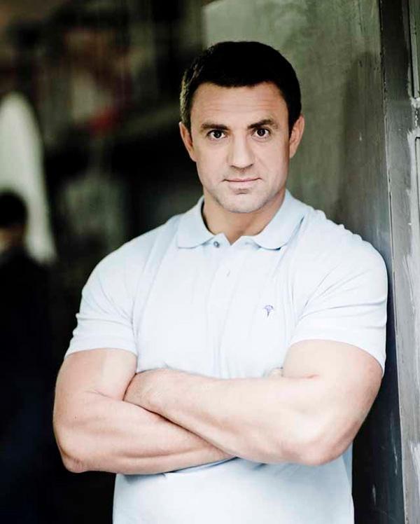 Николай Тищенко во второй раз стал отцом
