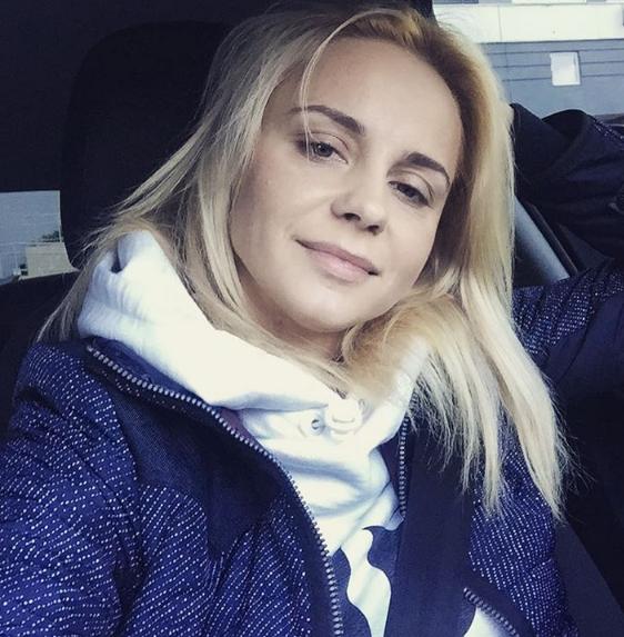 Лилия Ребрик удивила лицом без макияжа
