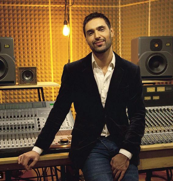 Козловский представил песню для «Евровидения»