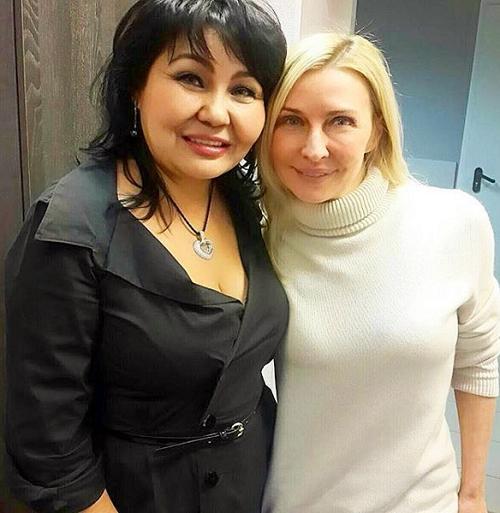 Татьяна Овсиенко изуродовала себя пластикой