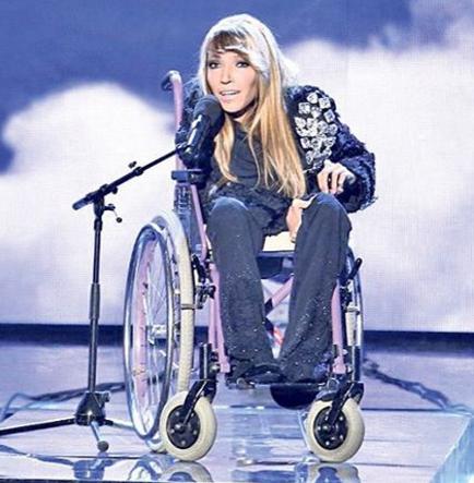 Россия отправляет на «Евровидение» инвалида