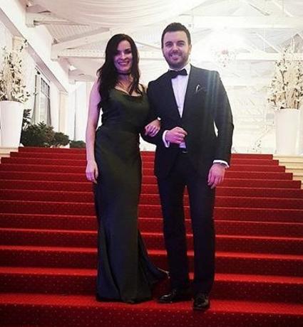 Надежда Мейхер и Григорий Решетник снова вместе