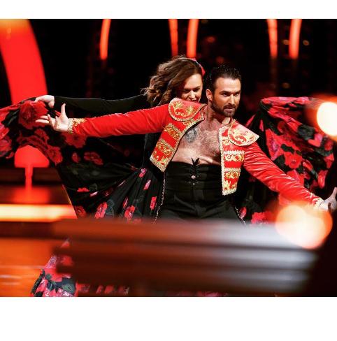 Ирину Безрукову выгнали с «Танцев со звездами»