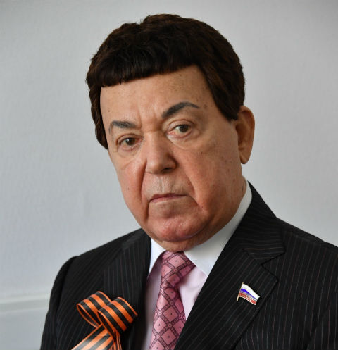 Кобзон и Кадыров отмывают деньги на съемках фильмов
