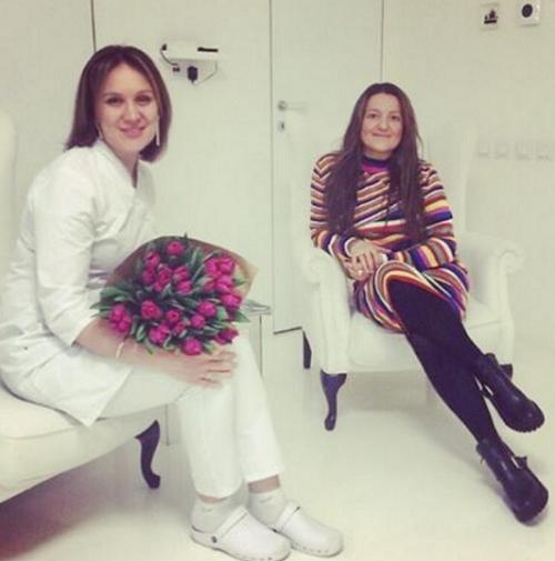 Наталья Могилевская больна
