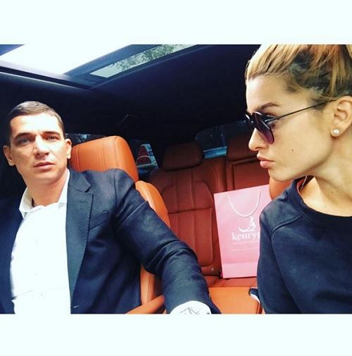Супруг Ксении Бородиной ненавидит, когда та ездит за рулем