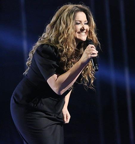 Наталья Могилевская опозорилась на концерте в Днепре