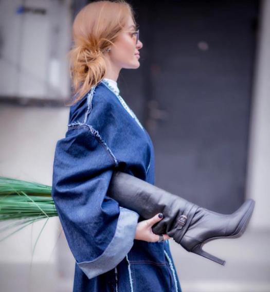 Солистка «НеАнгелов» нашла новое применение обуви