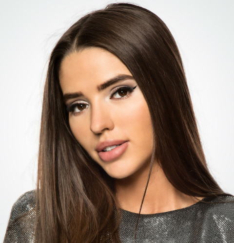 Виктория Короткова встречается с братом Тимати